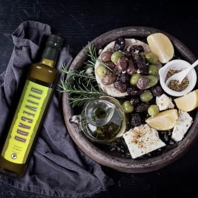 Olivecado mediterranean platter certified paleo organic