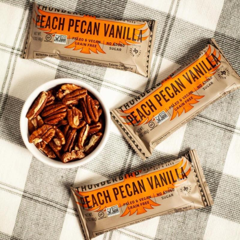 Peach Pecan Vanilla 4 - Thunderbird - Certified Paleo by the Paleo Foundation
