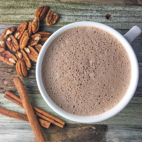 Pecan Butter Hot Chocolate - Purely Pecans - Certified Paleo, Keto Certified, Paleo Vegan - Paleo Foundation