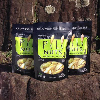 Hunter Gatherer Natural Foods - Pili Nuts