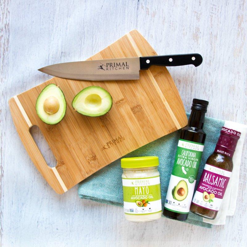 Primal Kitchen Gift Set Mayo Certified Grain Free Gluten Free Certified Paleo Avocado Oil Balsamic Vinegar