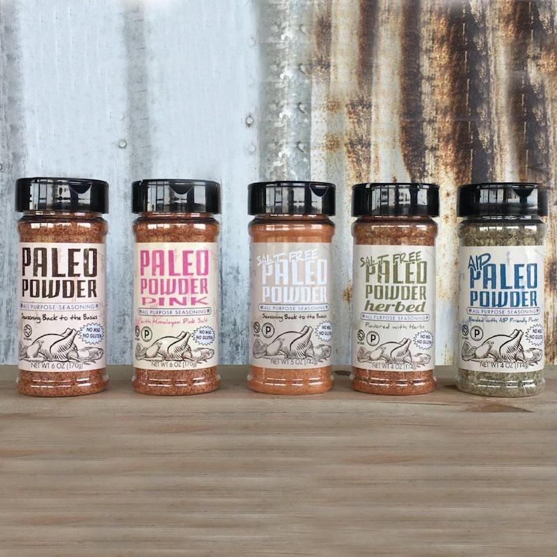 Paleo Powder Variety