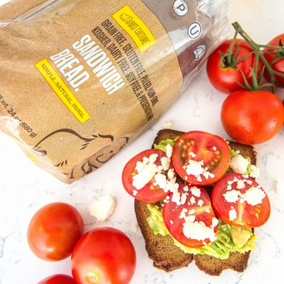 Sandwich Bread - Base Culture - Certified Paleo by the Paleo Foundation