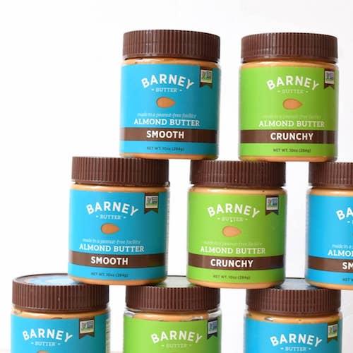 Stacked Almond Butter - Barney Butter - Certified Paleo, Paleo Vegan - Paleo Foundation