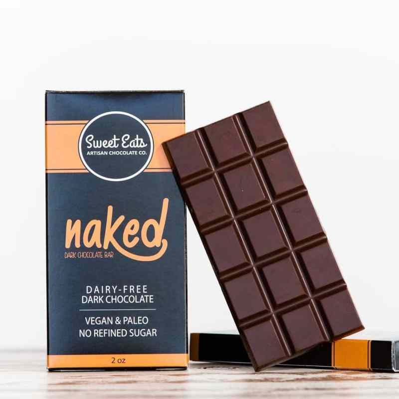 Sweet Eats Artisanal Paleo Vegan Chocolate Certified by the Paleo Foundation