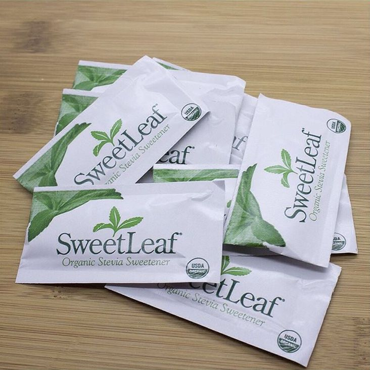 Sweetleaf Packets 1 - Sweetleaf - Certified Paleo, Paleo Vegan - Paleo Foundation