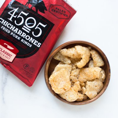 kettle-cooked 4505 Chicharrones