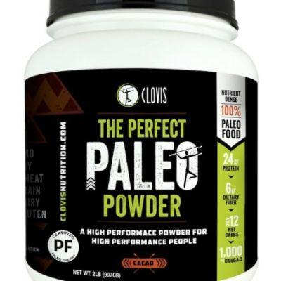 Clovis Nutrition the perfect paleo powder