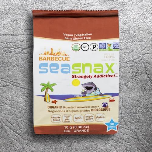 BBQ Big Grab - SeaSnax - Certified Paleo, PaleoVegan, Whole30, AIP - Paleo Foundation