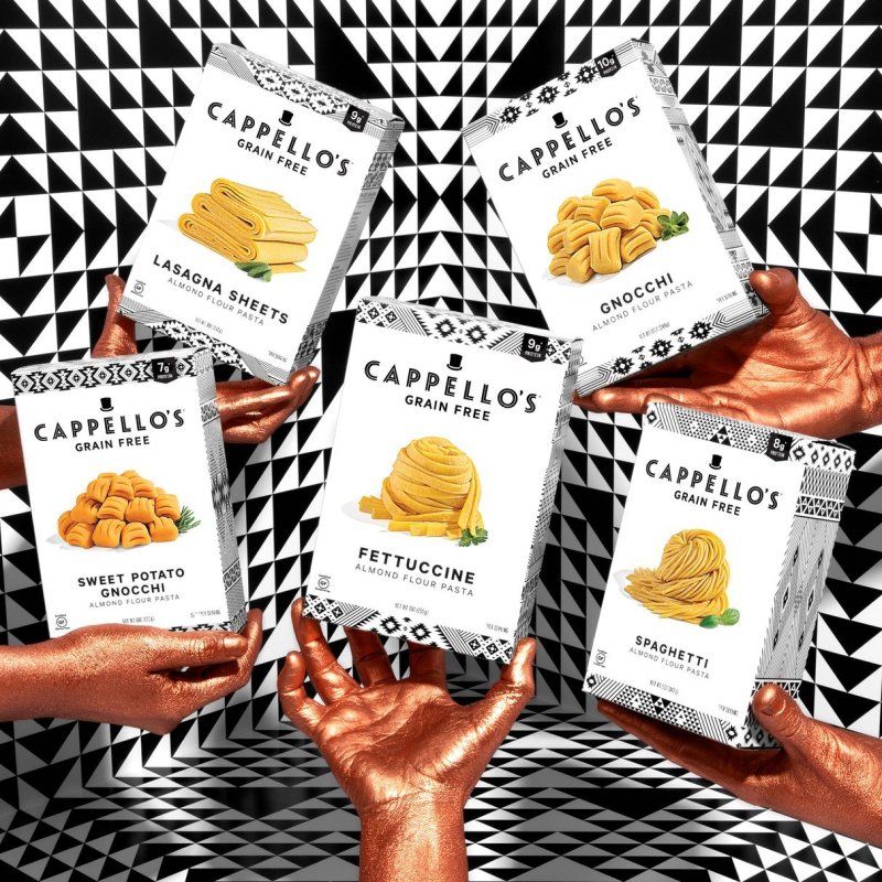 Cappello's Pastas - Certified Paleo by the Paleo Foundation