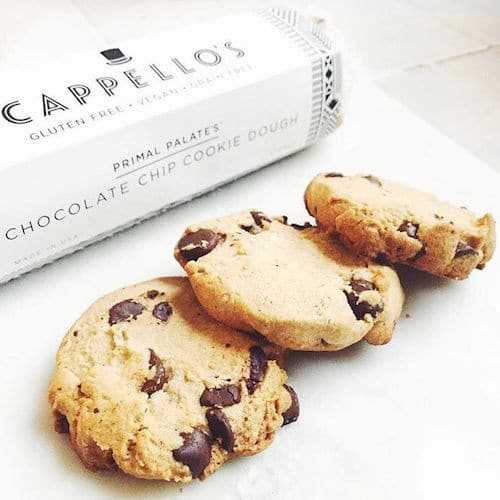 Chocolate Chip Cookie Dough - Cappello's - Paleo Friendly - Paleo Foundation