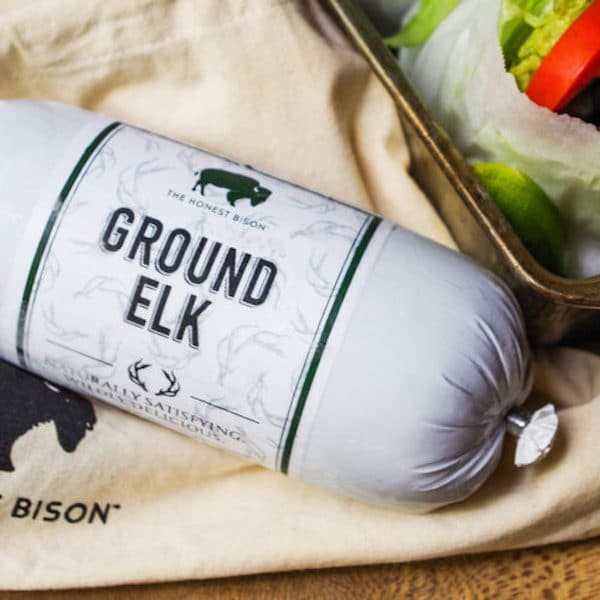 The Honest Bison ground elk