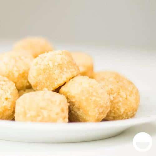 Lemon Pie Coco-roons - Sejoyia - Certified Paleo, Paleo Vegan - Paleo Foundation