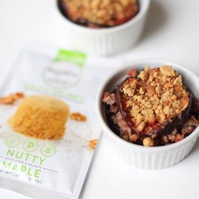 Nutty Maple Moussaka - MuffinElse - Certified Paleo - Paleo Foundation