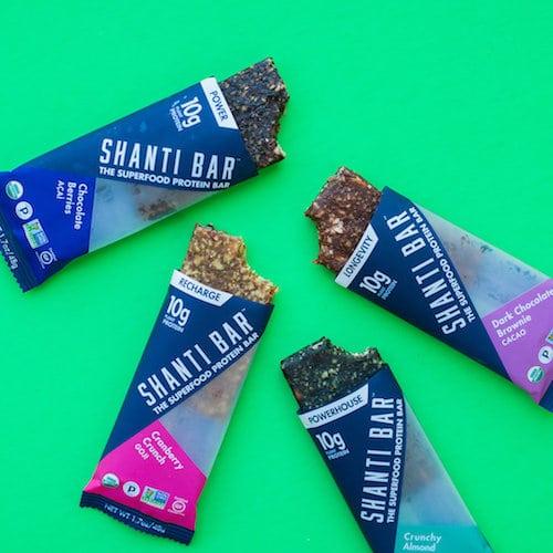 Shanti Bar - Certified Paleo, PaleoVegan - Paleo Foundation