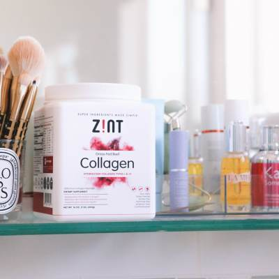 Collagen Hydrolysate 2 - Zint Nutrition - Certified Paleo, KETO Certified - Paleo Foundation