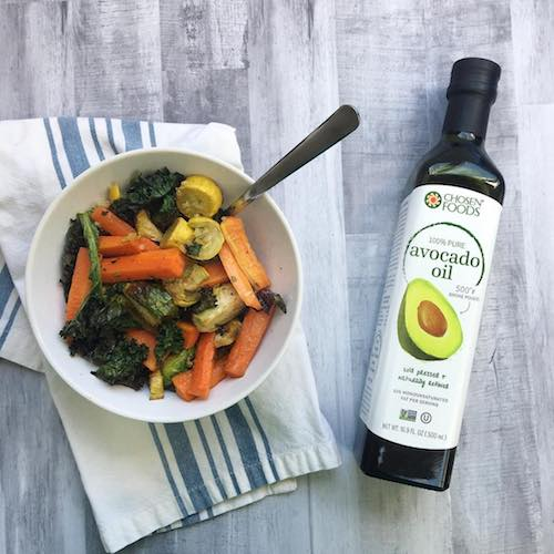 100% Pure Avocado Oil & Veggies - Chosen Foods - Certified Paleo, KETO Certified - Paleo Foundation