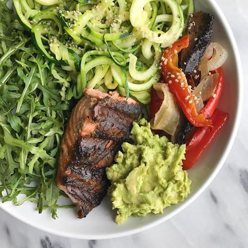 Salmon made with 100% Pure Avocado Oil - Chosen Foods - Certified Paleo, KETO Certified - Paleo Foundation