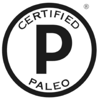 certified paleo logo registered trademark of the paleo foundation paleo certification
