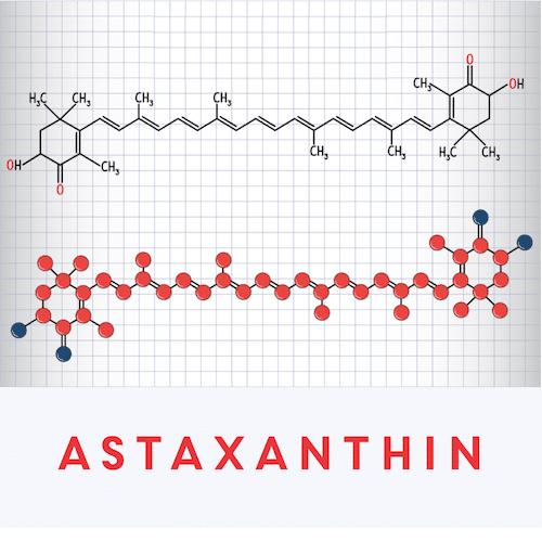 KETO Certified astaxanthin