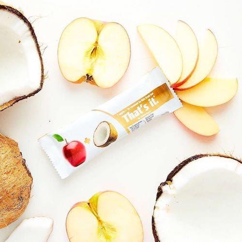 Apple + Coconut - That's it.® - Certified Paleo - Paleo Foundation