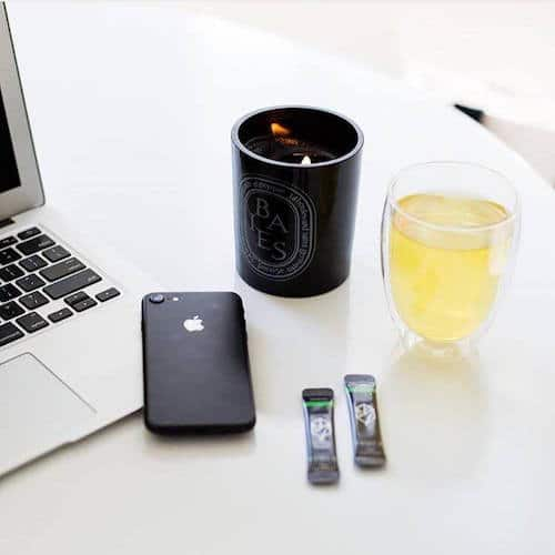 Green Tea Packet - Pique Tea - Certified Paleo, KETO Certified - Paleo Foundation