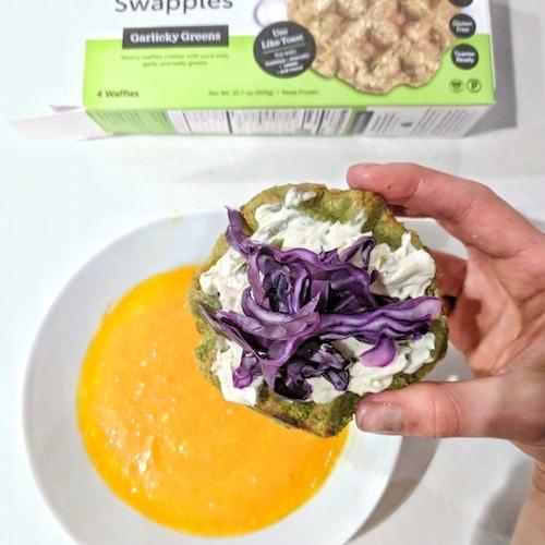 Garlicky Greens - Swapples - Certified Paleo - Paleo Foundation