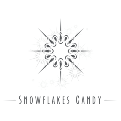 Snowflakes Candy logo - Certified Paleo Friendly, Keto Certified by the Paleo Foundation