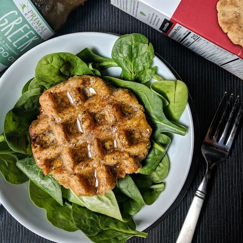 Tomato Pizza & Primal Kitchen - Swapples - Certified Paleo - Paleo Foundation