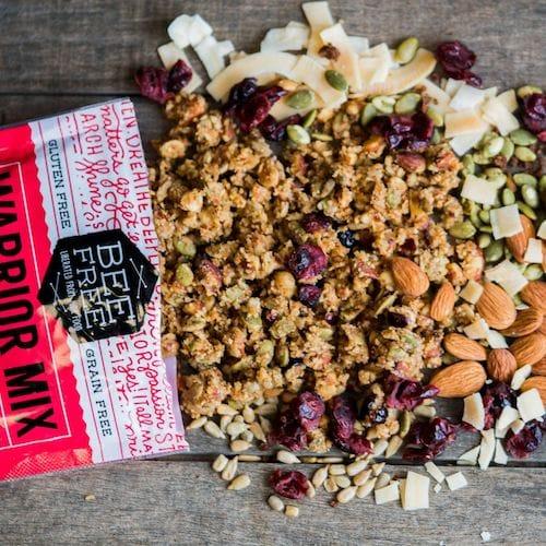 Hagen's Berry Bomb Warrior Mix - BeeFree Gluten Free - Paleo Friendly - Paleo Foundation