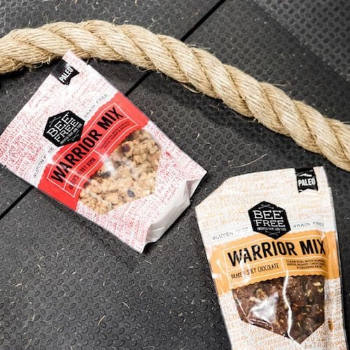 Hagen's Berry Bomb Warrior Mix & Drake's Spicy Chocolate Warrior Mix - BeeFree Gluten Free - Certified Paleo - Paleo Foundation