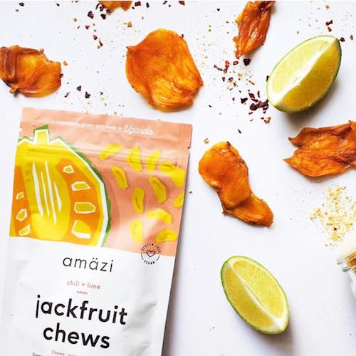 Chili Lime Jackfruit Chews - Amazi - Certified Paleo - Paleo Foundation