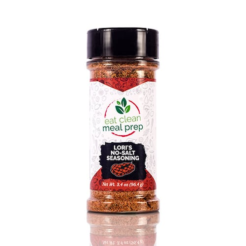 Lori's No-Salt - Eat Clean Meal Prep - Paleo Friendly - Paleo Foundation
