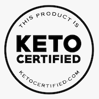Keto certified standards keto certification logo ketocertified.com