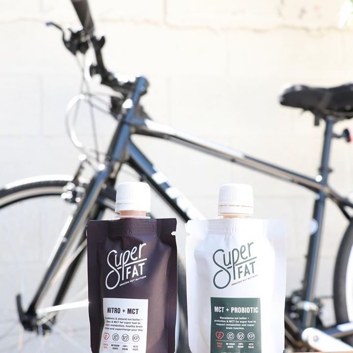 Lineup with Bicycle - Superfat - KETO Certified - Paleo Foundation