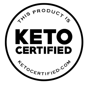 keto certification for products logo