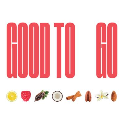 GOODTO GO Snacks logo - Riverside Naturals - Keto Certified by the Paleo Foundation