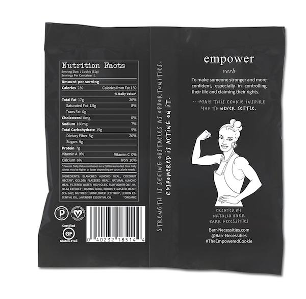 Barr necessities certified paleo empower
