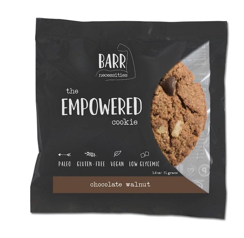 Barr necessities the empowered cookie chocolate walnut