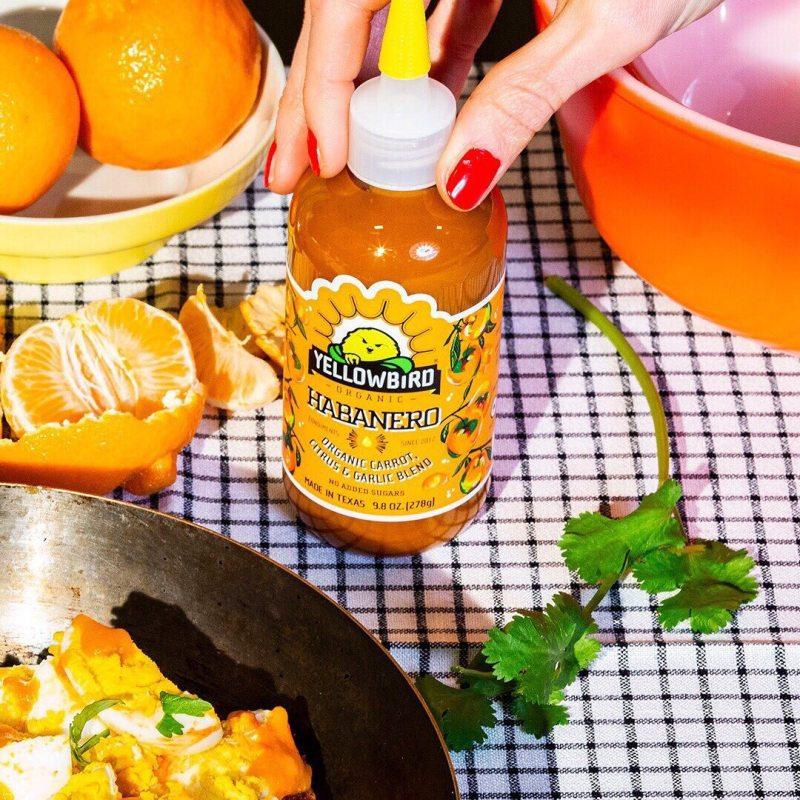 Organic Habanero Condiment 2 - Yellowbird - Certified Paleo, PaleoVegan, KETO Certified - Paleo Foundation