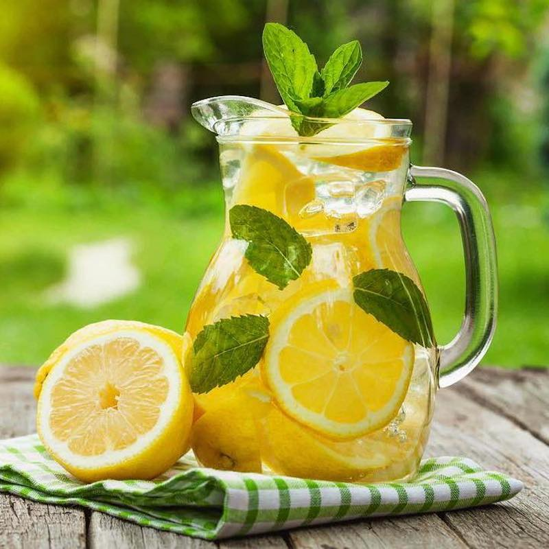 lemonade sweetened with Stevia Sweetener - Health Garden of USA - KETO Certified by the Paleo Foundation