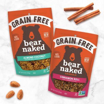 Almond Coconut Granola - Bear Naked - Certified Paleo by the Paleo Foundation