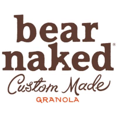 Bear Naked logo - Certified Paleo by the Paleo Foundation