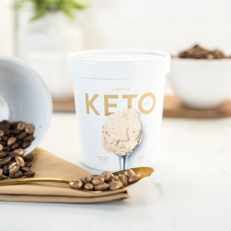 Coffee - Keto Pint - KETO Certified by the Paleo Foundation