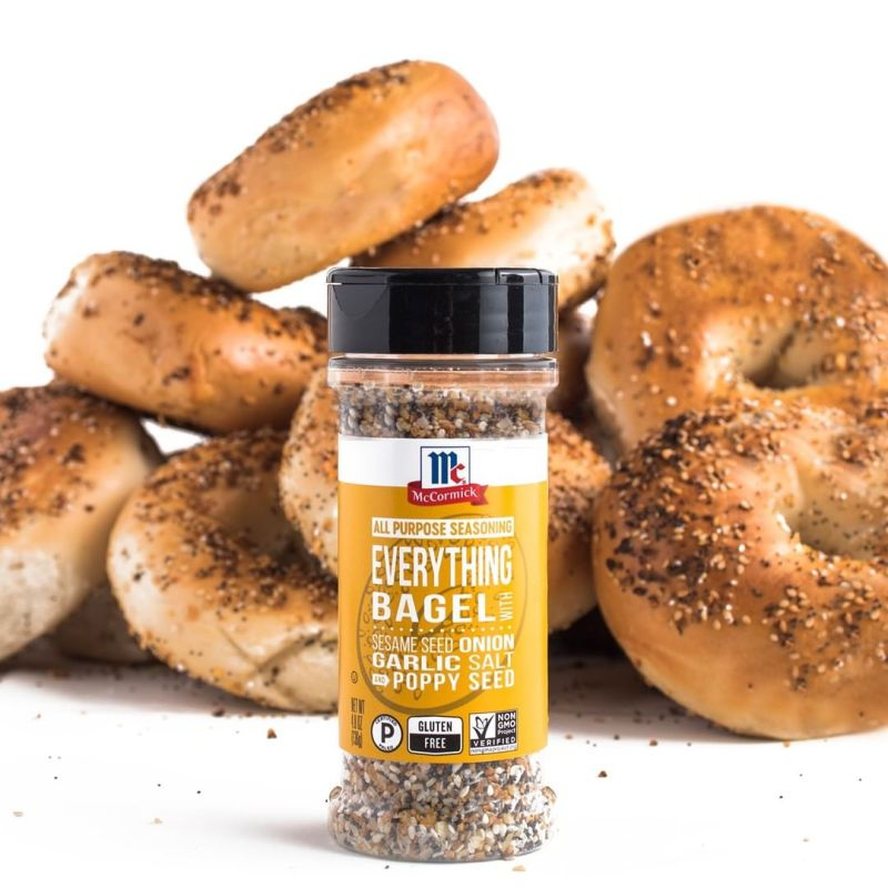 Everything Bagel Seasoning - McCormick Co - Certified Paleo _ PaleoVegan by the Paleo Foundation
