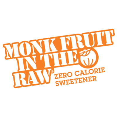 Monk Fruit in the Raw logo - Keto Certified by the Paleo Foundation