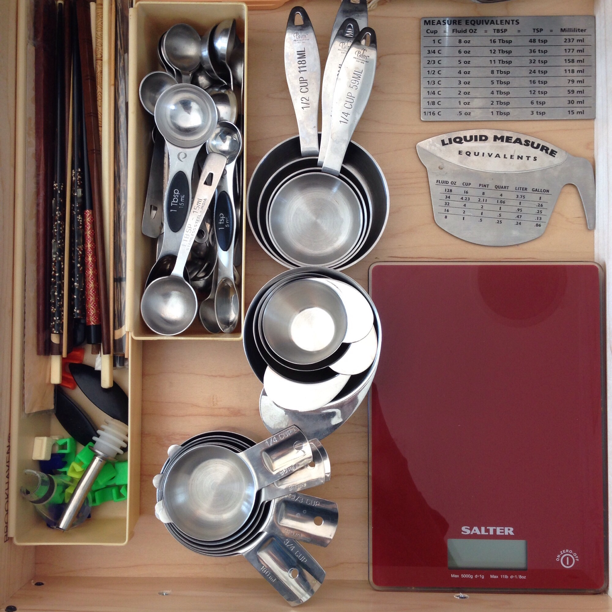 Measuring Tools And Pinch Bowls Kitchen Essentials Series