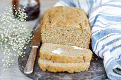 Easy Paleo Bread Loaf