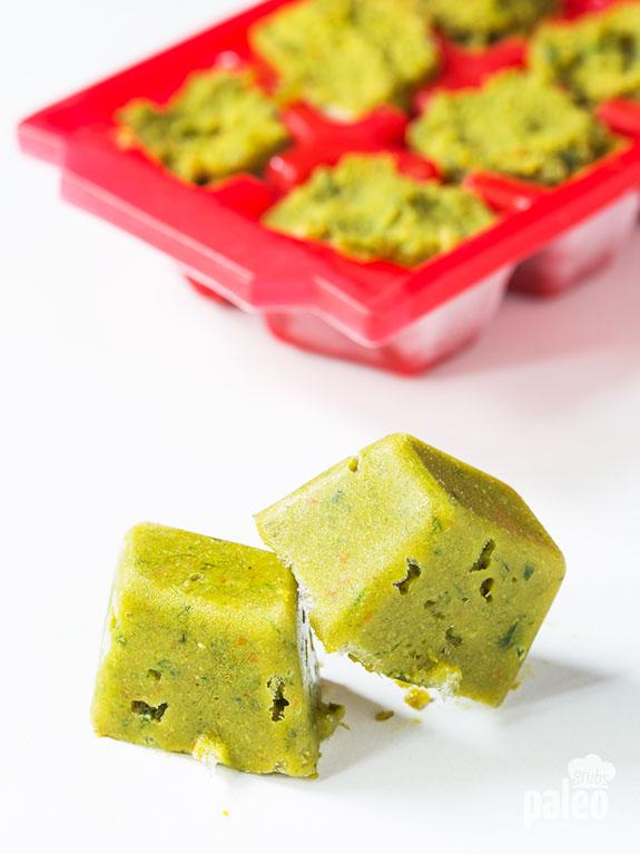 Homemade Instant Bouillon Cubes