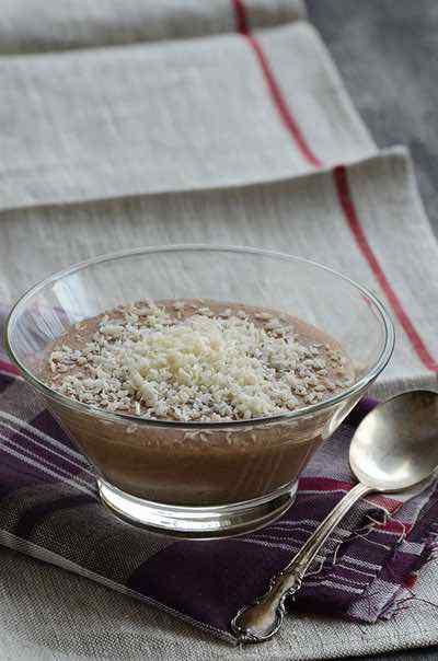 Paleo Cream of Wheat-Style Porridge
